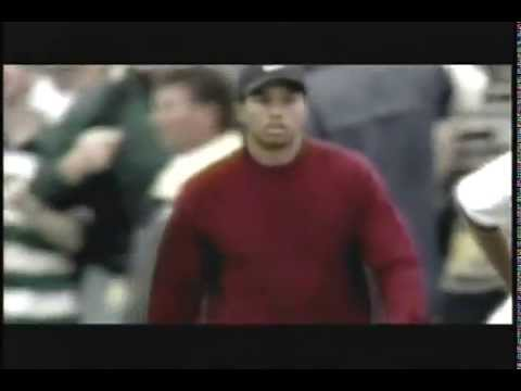Golf Commercial  Tiger Woods  US Open 2008  Nike