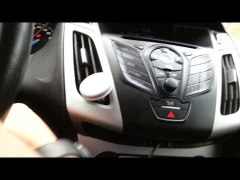 Ford Focus 3 AUX Форд Фокус 3 АУКС