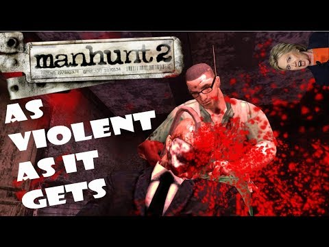 Manhunt 2: The Most Violent Game Possibly Ever? (Critical Analysis)