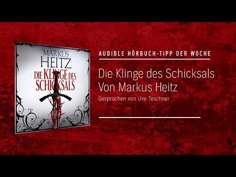 Die Klinge des Schicksals YouTube Hörbuch Trailer auf Deutsch