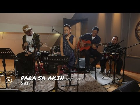 Para Sa Akin | Loonie X Sitti | Live Originals: Spinnr Sessions