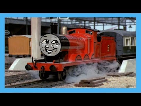 JAMES The RED ENGINE (RWS Vs T&F) (Spot The Differences)