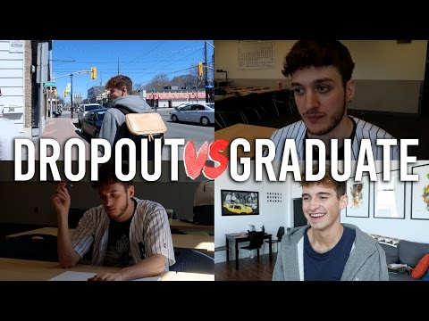 College Dropout vs. College Graduate