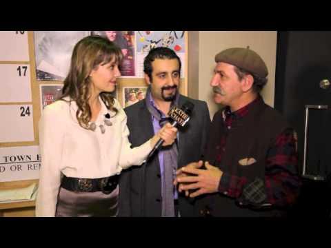 KATIE CHATS: DIASPORA, HAMID JEBELI, IRANIAN MASTER FILMMAKER/ACTOR/SCRIPTWRITER