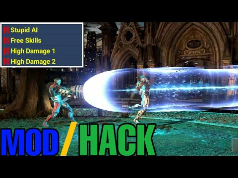 INJUSTICE 2 🔥MOD/HACK 🔥 | Apk+Obb | Download