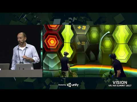 Vision 2017 - Multiplayer Design in VR Gaming