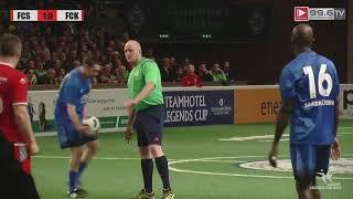 Eröffnungsspiel LEGENDS CUP Saarbrücken 17/18 FCS - FCK