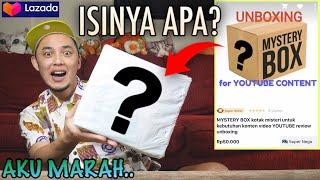 COBA BELI MYSTERY BOX!! 5 KOTAK!!