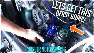 THIS CHARGEPIPE TRANSFORMED MY BMW 335i ❤️