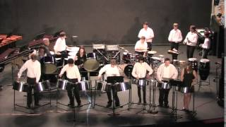 Ponca City Schools Percussion Concert 2014 Part 2