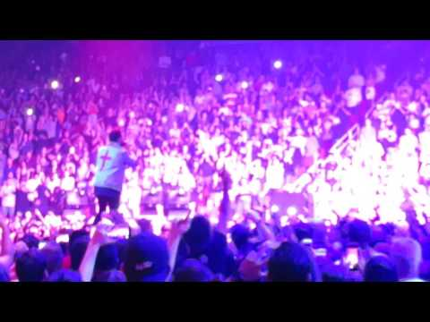 Opening Set - The Weeknd Concert Live @ Houston Toyota Center 5/6/2017 Part 1