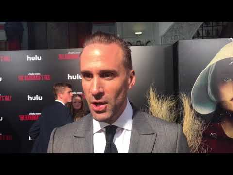Joseph Fiennes talks 'The Handmaid's Tale' Season 2 and the MeToo movement