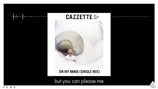 Baixar CAZZETTE feat. Richard Smitt - On My Mind (Single Mix)