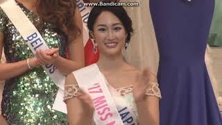Detik-detik kemenagan Indonesia di ajang miss internasional 2017(Kevin liliana)