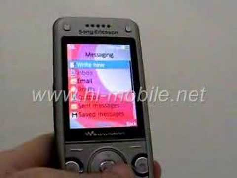 Sony Ericsson W760i Fully Unlocked
