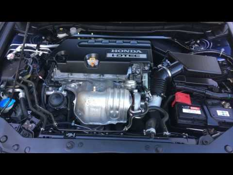 KV58PLU Honda Accord 2.2 i DTEC EX 5dr