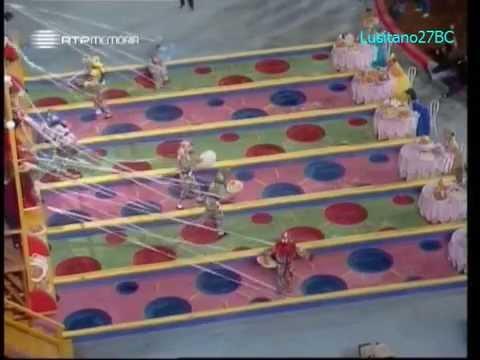 Jogos Sem Fronteiras - 1990 #1 - Bergamo (I) - Jeux Sans Frontières - RTP Memória