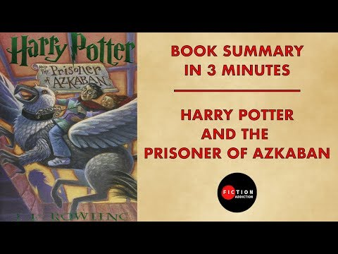 Book Summary In 3 Minutes..Harry Potter And The Prisoner Of Azkaban
