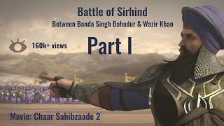 Chaar Sahibzaade 2 : Final Battle scene