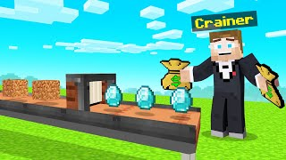 How To BECOME A BILLIONAIRE In Minecraft!