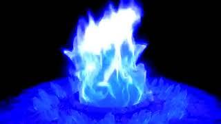La Flamme Aquamarine