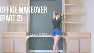 Home Office Makeover [Part 2] | HomeWithStefani