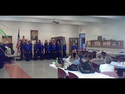Kingsford High School Heart & Soul Choir 2012- Orinoco Flow