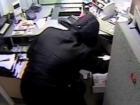 Ограбление банка в Нижнем Новгороде