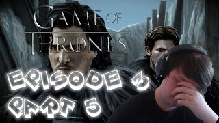 EARNING THE TRUST | Game of Thrones Episode 3 #5