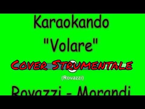 Karaoke Italiano - Volare - Fabio Rovazzi - Gianni Morandi ( Testo )