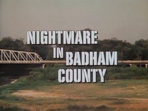 Nightmare in Badham County (1976) Movie...