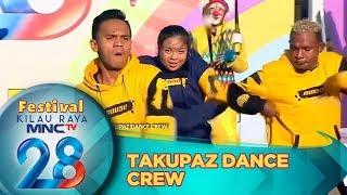 Baixar Gagaknya Banyak Banget! Takupaz Dance Crew - Festival Kilau Raya 28