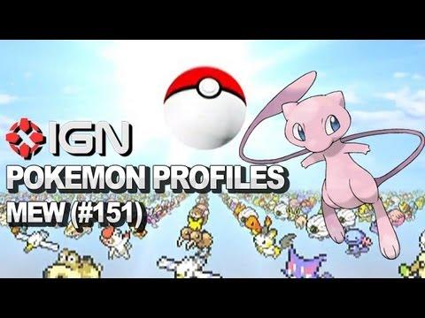 Pokemon Profiles: Mew (Pokedex #151)
