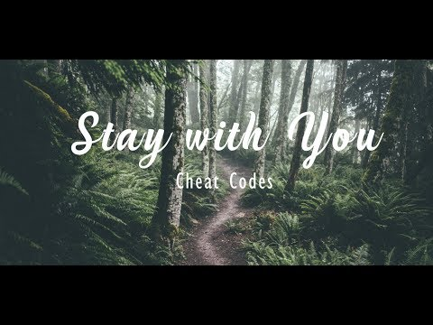 Lyrics+Vietsub Cheat Codes - Stay with You ft. Cade