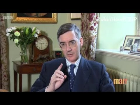 Jacob Rees Mogg says Steve Bannon is interesting and well informed