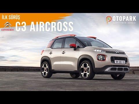 Citroen C3 Aircross | İlk Sürüş