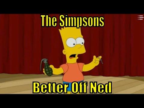 Simpsons Bart S 31 E 16 Better Off Ned