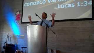 Predicación: Lucas 1:26-56   IBM Huechuraba