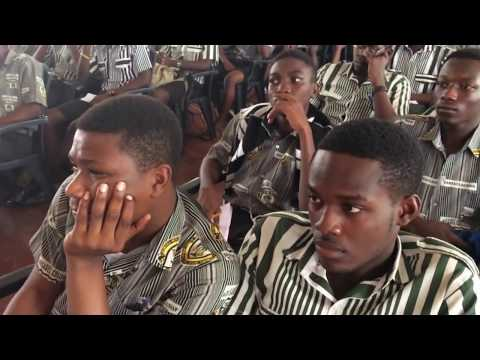 Address to Students of Adisadel College, Cape Coast, Ghana by Gilbert Addy , 27 January 2017
