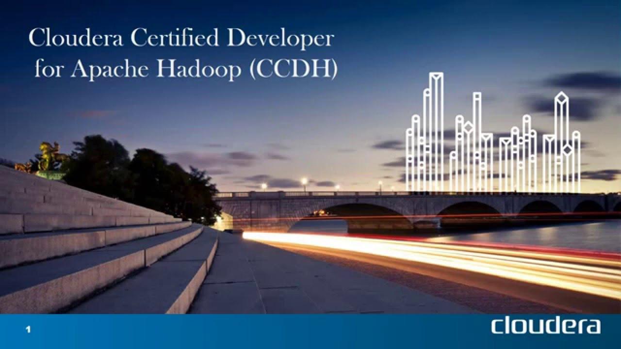 Pass4sure Ccd 410 Cloudera Certified Training Youtube