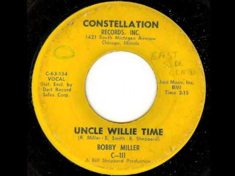 Bobby Miller - Uncle Willie Time