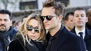 Laura Smet et David Hallyday contestent le testament de Johnny