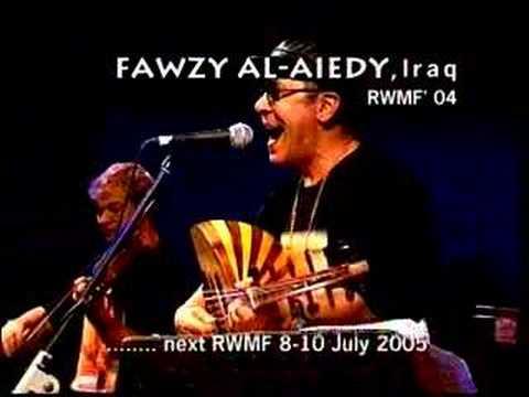 Fawzy Al Aiedi - L'oiseau Libre