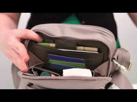 Travelon Rfid Blocking Anti Theft Travel Bag 42224 Www Bagworld Au