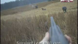 JAGER PRO™ Thermal Hog Hunting (6)- Shooting Moving Targets