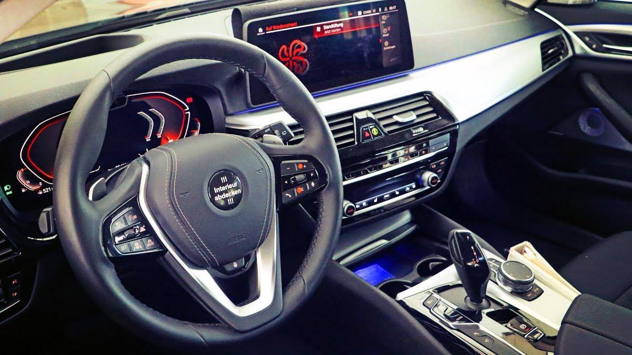 Bmw 5 Er Touring Facelift 2020