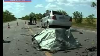 В Крыму в ДТП погибли трое человек