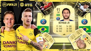 UNBELIEVABLE PACK LUCK! | FIFA 21 REUS TO GLORY #17