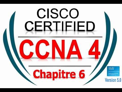 CCNA4 R&S Connecting Networks (Version 5.0) - exam Chapter 6 | Form French