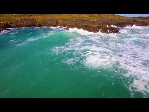 Tomahawk and Anderson Bay Tasmania.
